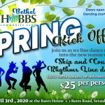 Spring Kick Off at Bethel Hobbs Farm
